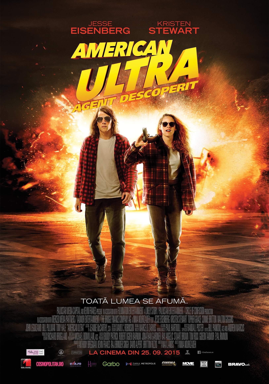 American Ultra (2015) – Luptătorul din fiecare drogat