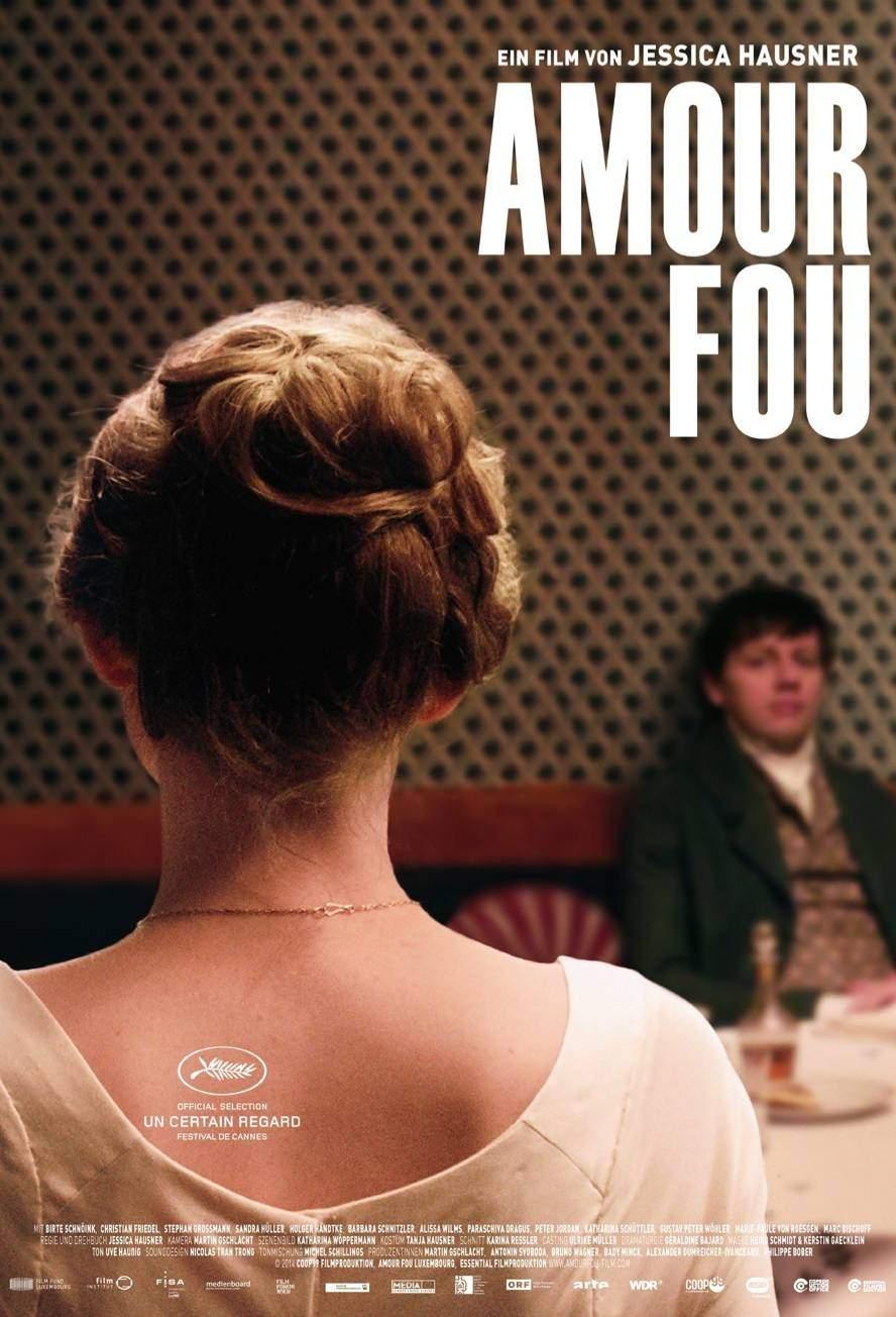 Amour fou (2014) – Poet de viitor, caut parteneră prezentabilă pentru sinucis împreună
