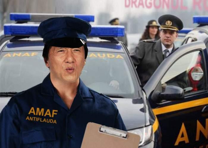 """Razie ANAF în Dragonul Roşu: """"Am găsit 5 chinezi în uniforme AMAF care făceau şi ei controale acolo"""""""