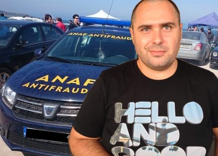 Un român care şi-a pus ANAF pe maşină mănâncă gratis la restaurante de peste 1 an