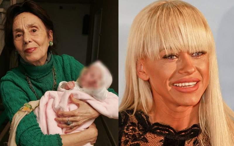 Adriana Iliescu, detronată! Rămasă gravidă, Anda Adam va deveni cea mai bătrână mamă din România