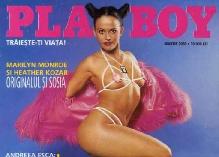 Aniversare în lumea mondenă: Se împlinesc 30 de ani de când Anda Adam a pozat în Playboy