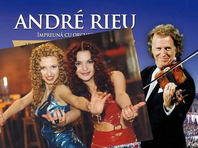 Studiu: 74% dintre românii cu bilete la André Rieu credeau că s-a reunit formaţia André