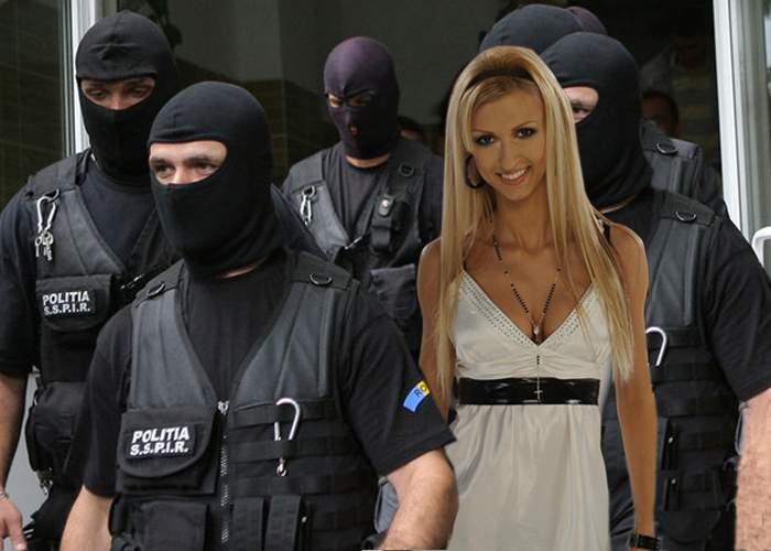 Andreea Bălan, arestată pentru uz de voce falsă
