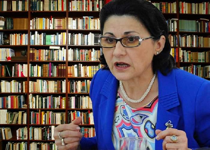 """Ecaterina Adronescu: """"Eu trebuia să fiu premier, am mai multe acuzaţii de plagiat decât Ponta"""""""