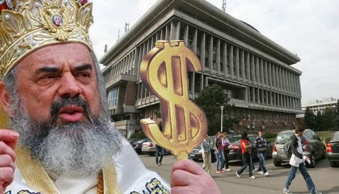 Patriarhia face angajări. Sunt preferaţi absolvenţii de Poli, că sunt mai neprihăniţi decât cei de la Teologie