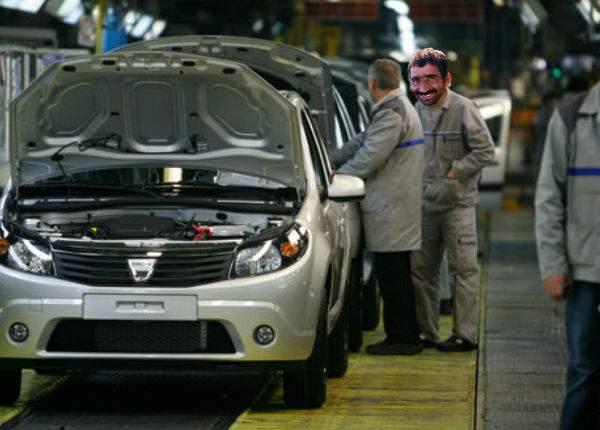 Dublă aniversare la Mioveni! 50 de ani de Dacia şi angajatul care a furat piesa cu numărul 1 milion!