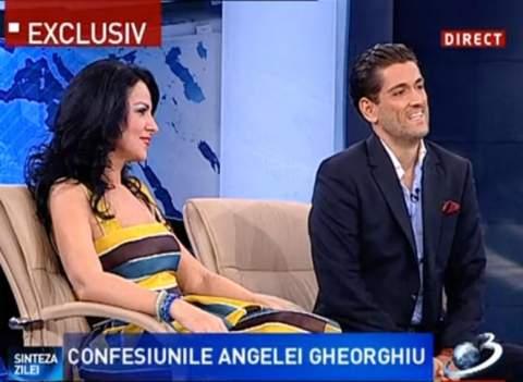 Angela Gheorghiu şi Cezar Ouatu, cel mai controversat cuplu lesbi al anului