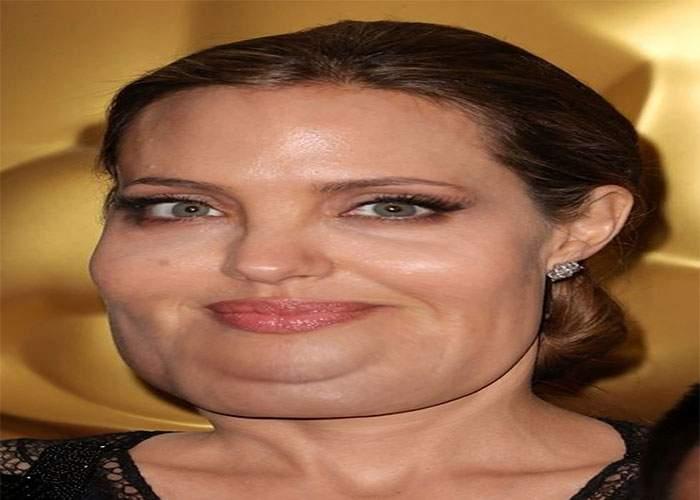 Câtă dedicaţie! Angelina Jolie s-a îngrăşat 700 kg ca să o joace pe Alina Mungiu-Pippidi