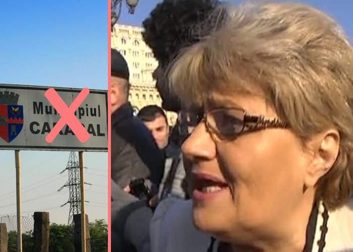 """Caracalul se dezice de Cristiana Anghel: """"E o ruşine chiar şi pentru oraşul nostru!"""""""