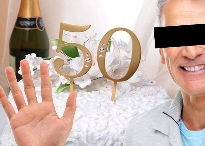 Nuntă de aur pentru un român! Sărbătorește 50 de ani de când s-a masturbat prima oară