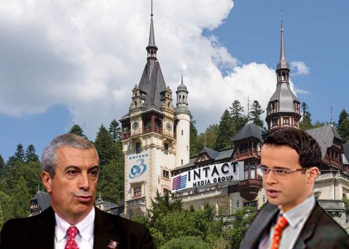 Senatorii PSD au găsit soluţia pentru Antena 3! Trustul Intact va primi gratuit castelul Peleş