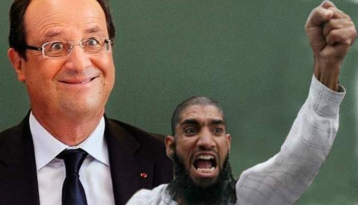 """Franţa propune un sistem anti-tero sportiv: """"Îi prindem, îi pupăm, le dăm drumul!"""""""