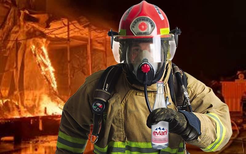 Incendiul de la Bamboo Mamaia, stins extrem de greu fiindcă e 15 lei o apă