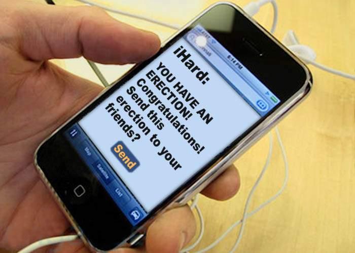 Românii au inventat o aplicaţie pentru iPhone capabilă să provoace erecţie