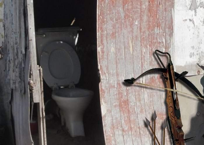 Tragedia din Game of Thrones se poate repeta oricând! 90% dintre români îşi ţin arbaleta lângă WC