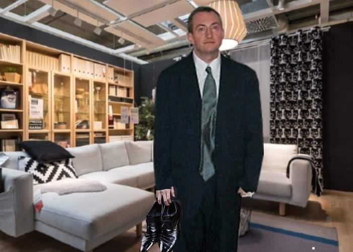 Cum recunoşti un ardelean în Ikea? Umblă cu pantofii în mână!