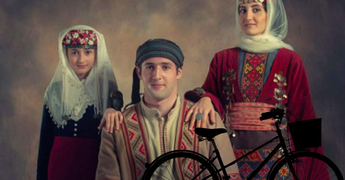 România recunoaște genocidul armean. Toți armenii vor primi un voucher de bicicletă