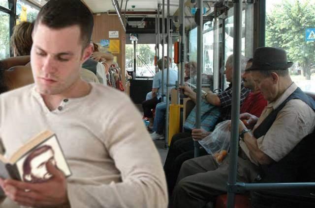 Miracol! A citit din Arsenie Boca în autobuz și mirosul de transpirație a dispărut ca prin minune