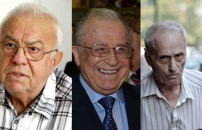 Arşinel, Iliescu şi Vişinescu vor fi studiaţi de specialişti, ca să afle de ce jigodiile trăiesc mai mult