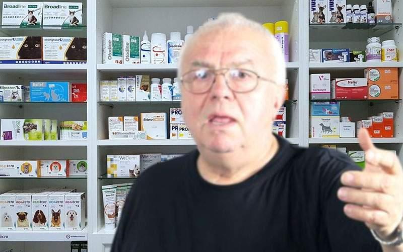 După ce ciobanul Ghiţă s-a mutat pe Telekom, Arşinel a fost văzut într-o farmacie Helpnet