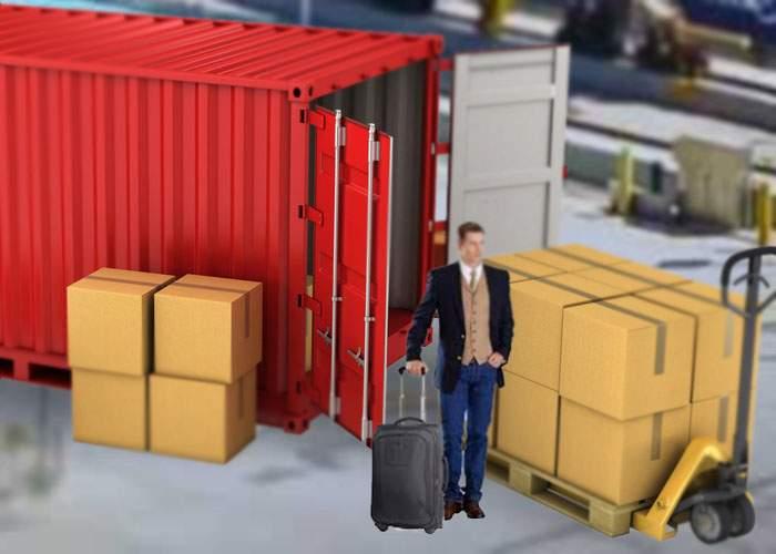 Credeai că Cioloş e modest? Premierul Republicii Moldova s-a dus la München ascuns într-un container