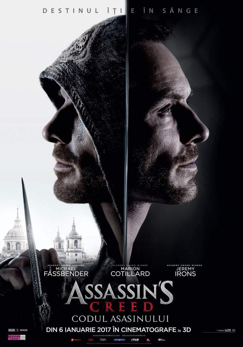 Assassin's Creed (2016) – Crede și nu repeta