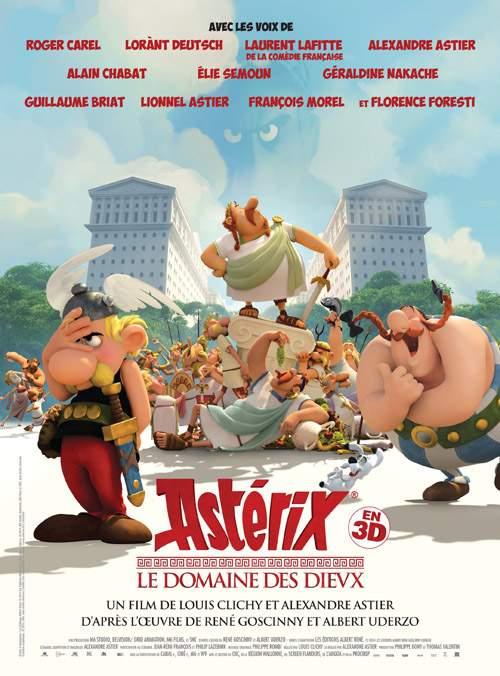 Astérix: Le domaine des dieux (2014) – După blocuri suntem noi, galii