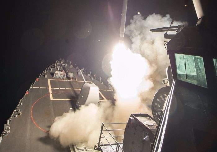11 lucruri despre atacul cu rachete lansat de SUA în Siria