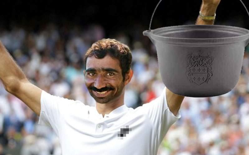 Wimbledon e depăşit! La turneul de tenis de la Bolintin, marele premiu e un ceaun