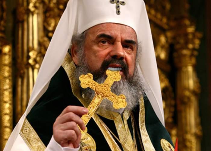 Patriarhul, mirat de scăderea încrederii românilor în Biserică: Nu am folosit niciodată aur fals
