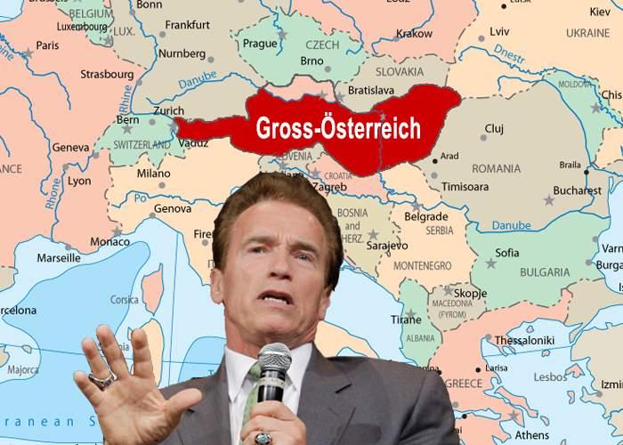 Austria cere realipirea judeţului Ungaria la patria mamă