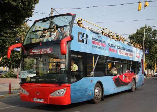 Autobuzele cu etaj din București vor avea și boxă la subsol