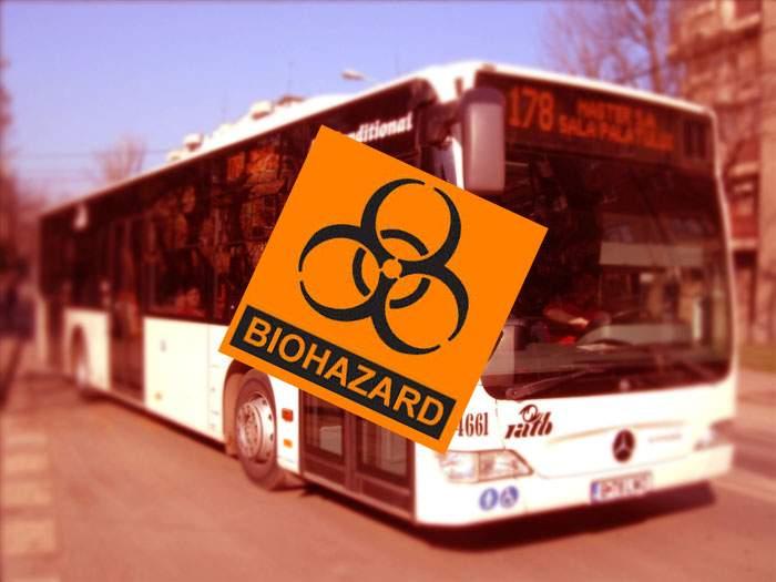 Alertă maximă! A fost descoperită o tulpină de Ebola specifică autobuzului 178