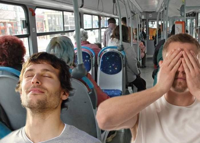 În autobuze, cei din Drumul Taberei închid ochii și-și imaginează că sunt în subteran, la metrou