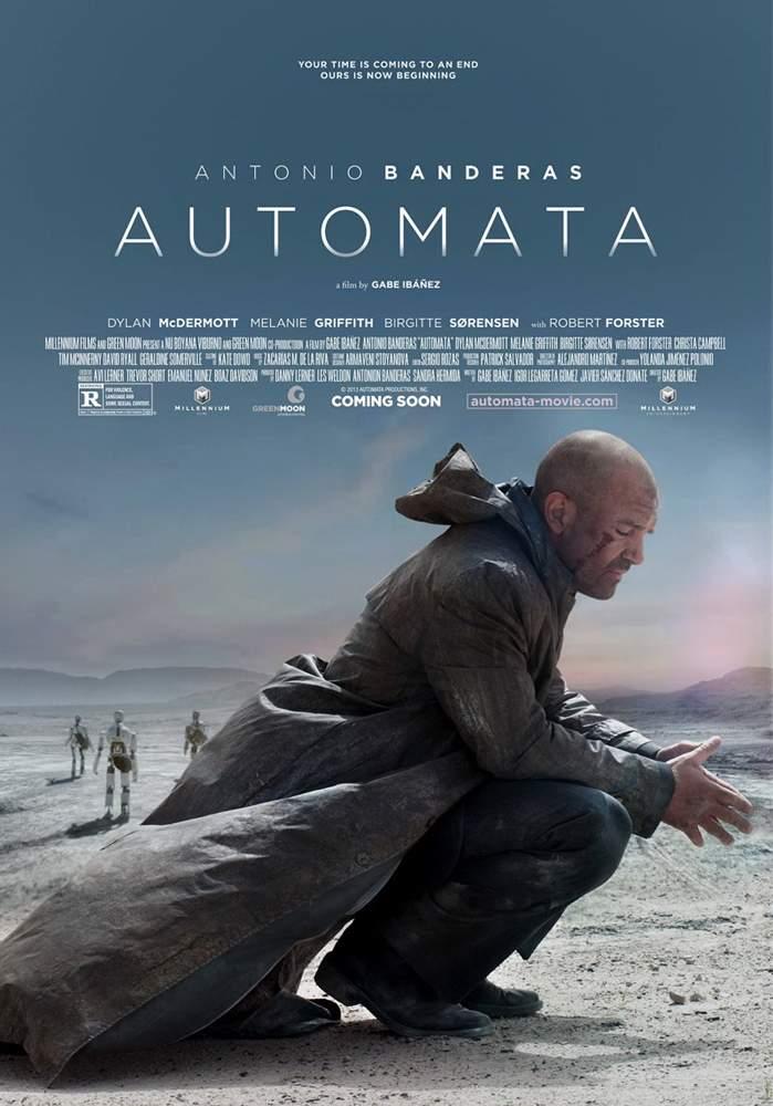 Autómata – Aiii, robot