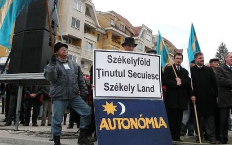Autonomia, respinsă. Locuitorii din Ținutul Secuiesc amenință că intră în șomaj etnic