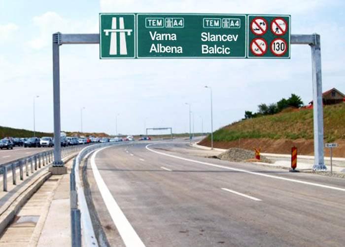 Cât timp ungurii s-au certat ieri cu românii pe Ardeal, bulgarii au mai făcut 2 km de autostradă