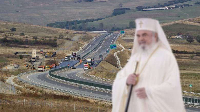 Patriarhul a făcut autostradă spre Moldova ca să ajungă la înmormântarea lui Pimen