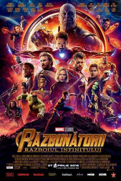 Avengers Infinity War: Din nou despre exploatarea omului de către supraom
