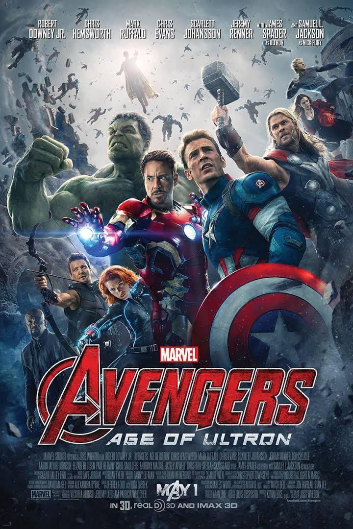 Avengers: Age of Ultron – Eroi au fost, eroi sunt încă…