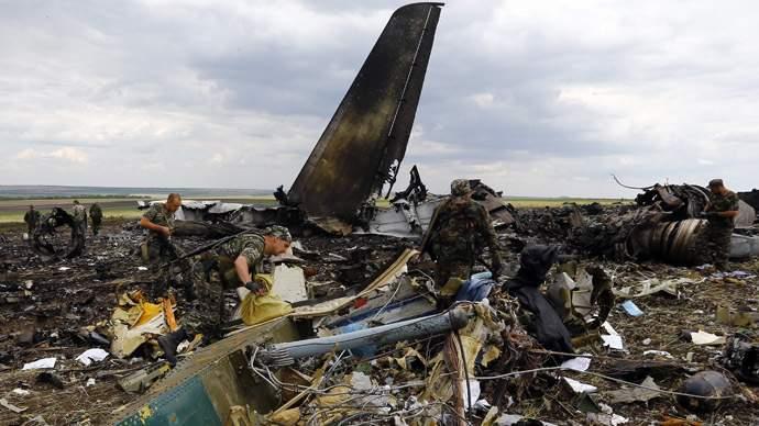 Zece detalii necunoscute despre doborârea avionului civil la granița Ucrainei cu Rusia
