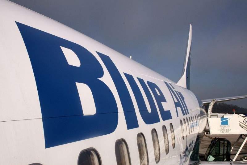 Ofertă irezistibilă la Blue Air: în perioada 1-15 mai zborurile vor decola la timp!