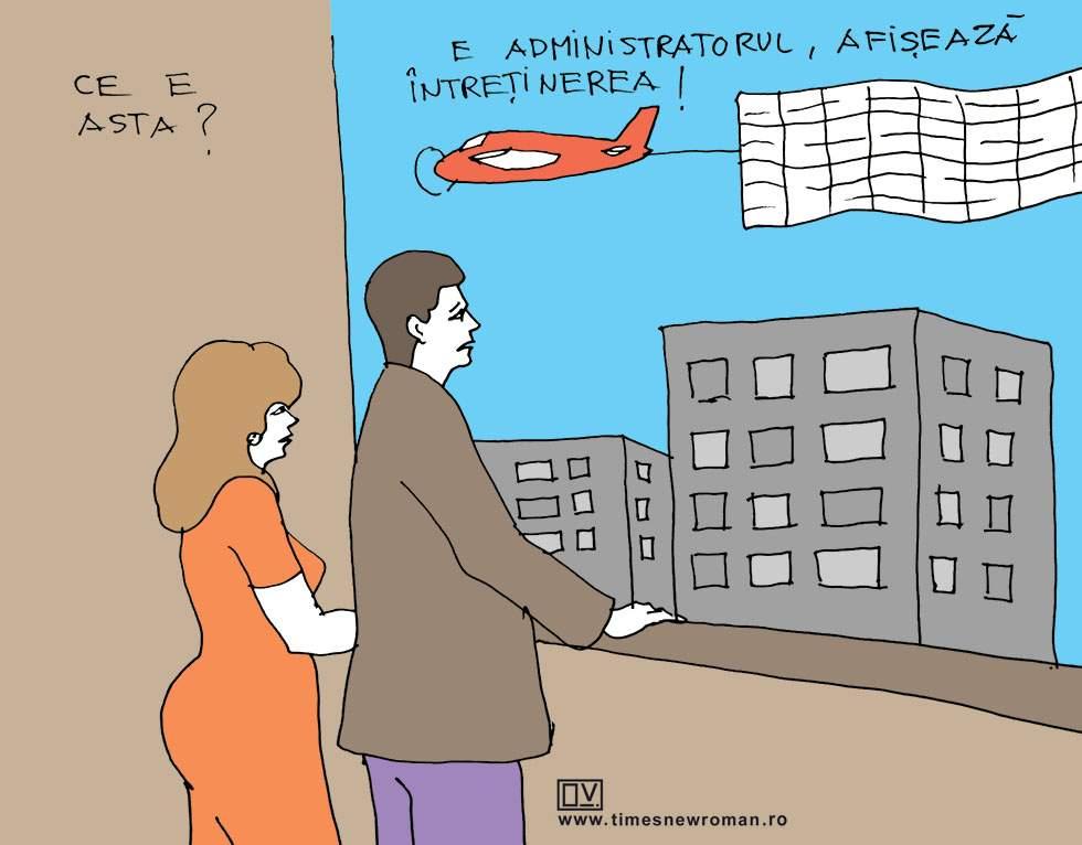 Avizier modern