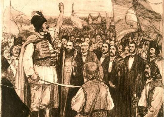 Moții din Apuseni au pus mâna pe flinte când au auzit că premierul României va fi Orban
