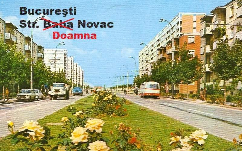 Respect pentru vârstnici! Gabi Firea schimbă numele străzii Baba Novac în Doamna Novac