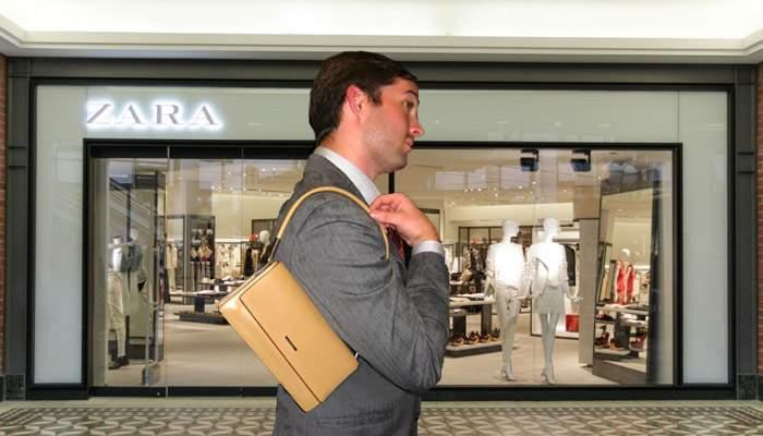 Noi reguli în magazinele Zara și H&M. Bărbații lăsaţi nesupravegheați vor fi ridicați