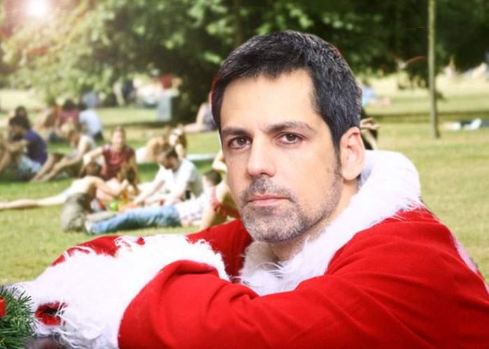 Ştefan Bănică jr., ofticat că din cauza căldurii nu poate începe seria de concerte de Crăciun