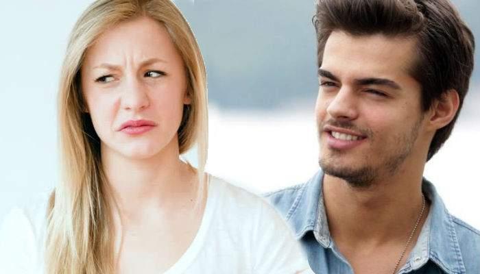 Un român are o boală psihică gravă, care îl face să se uite la feţele femeilor, nu la ţâţe