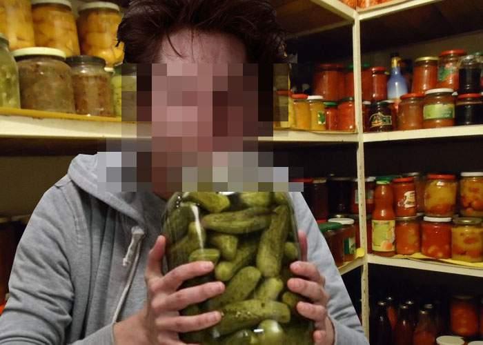 După o noapte de beţie, un bărbat a devenit vegan! E deja la al treilea borcan de murături